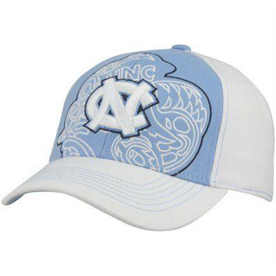 quality design 0e08b d061b Top of the World North Carolina Tar Heels (UNC) Mixer One-Fit Hat - White  Carolina Blue  UltimateTailgate  Fanatics