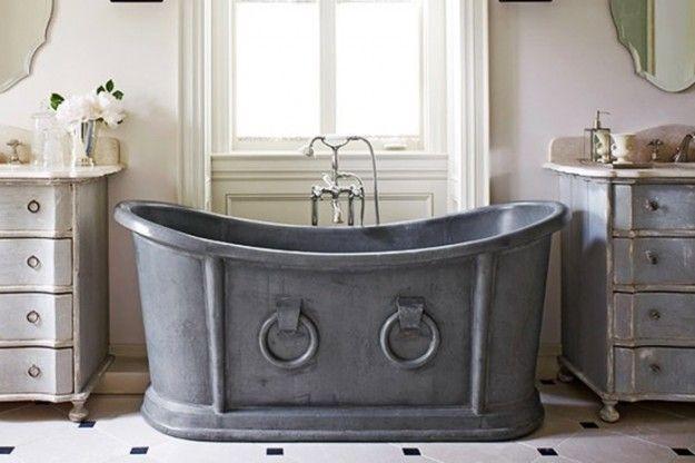 Bagno Retrò ~ Come arredare un bagno in stile vintage arredi particolari per
