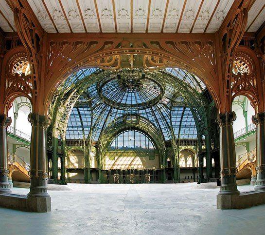 Karl Lagerfeld's Scenery for Paris's Biennale des Antiquaires : News, Culture + Travel : Architectural Digest