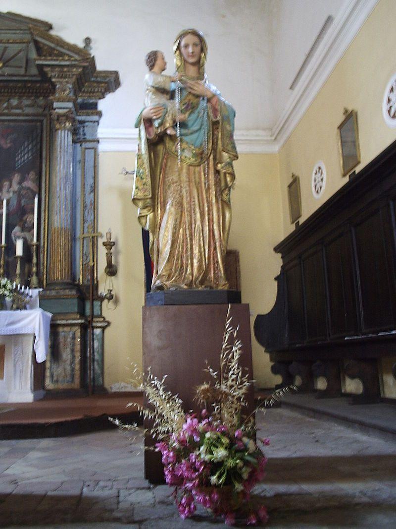 Madonna Di Santapace Nepi Chiesa Di San Giovanni Decollato Nepi San Giovanni Chiesa Madonna