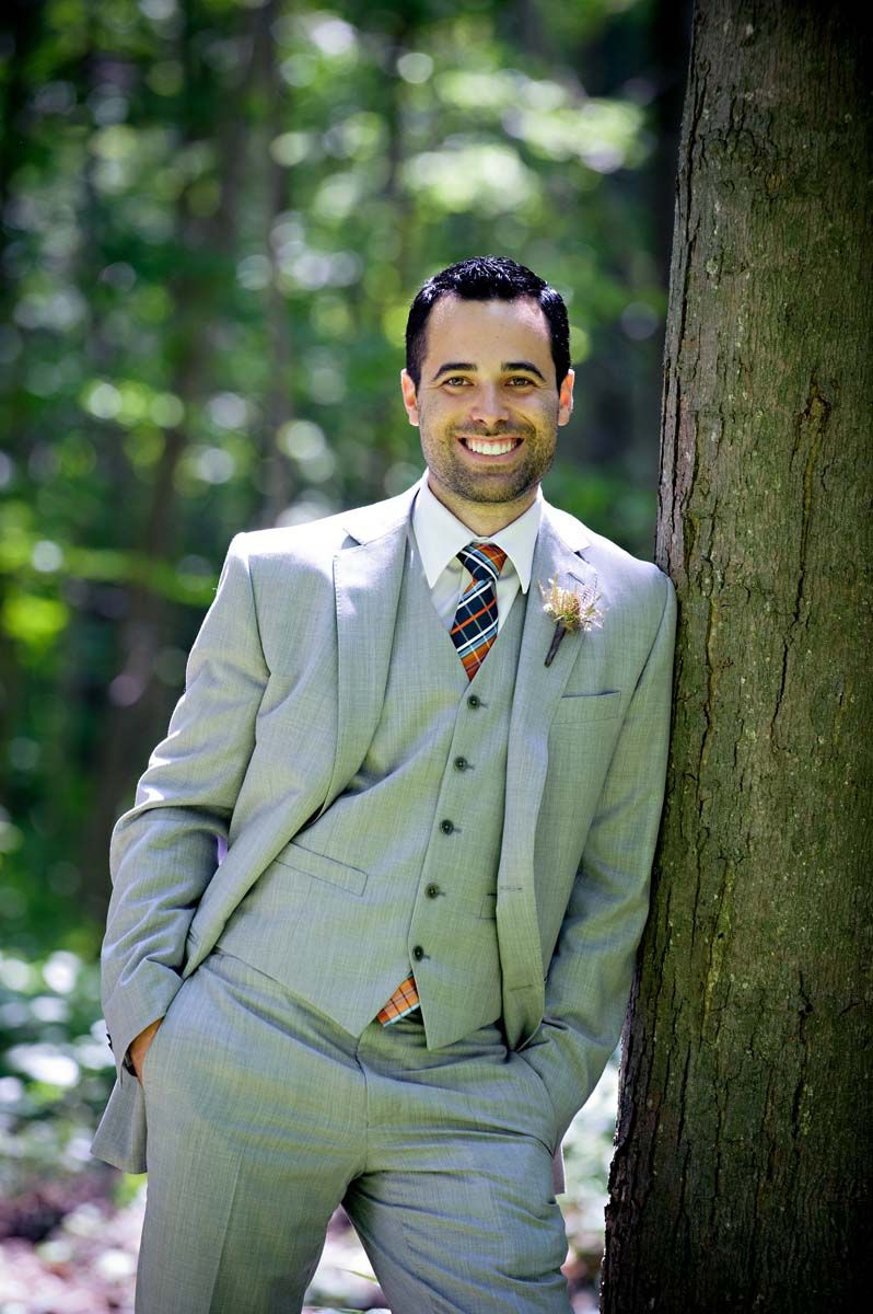 Romantic Woodland Wedding at The Clearing in Canada | HRM ...
