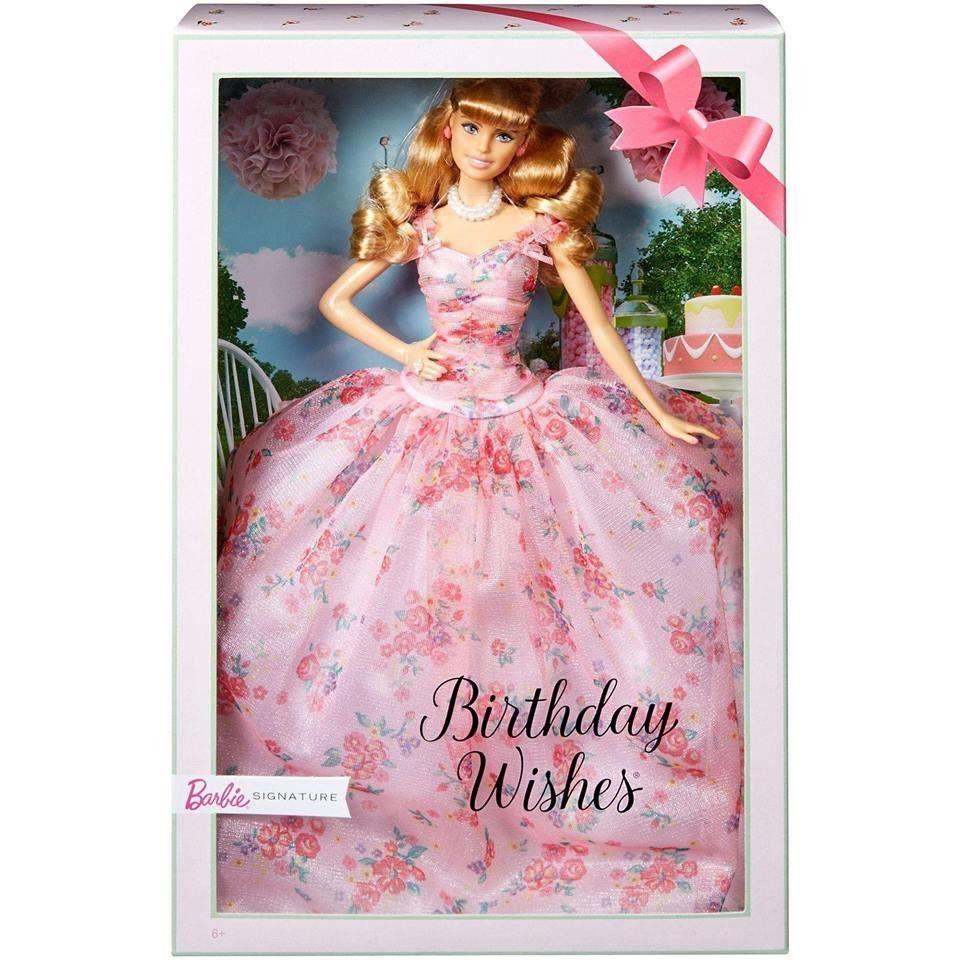 2019 Barbie Birthday 🎂🎁 Wishes ? Barbie birthday