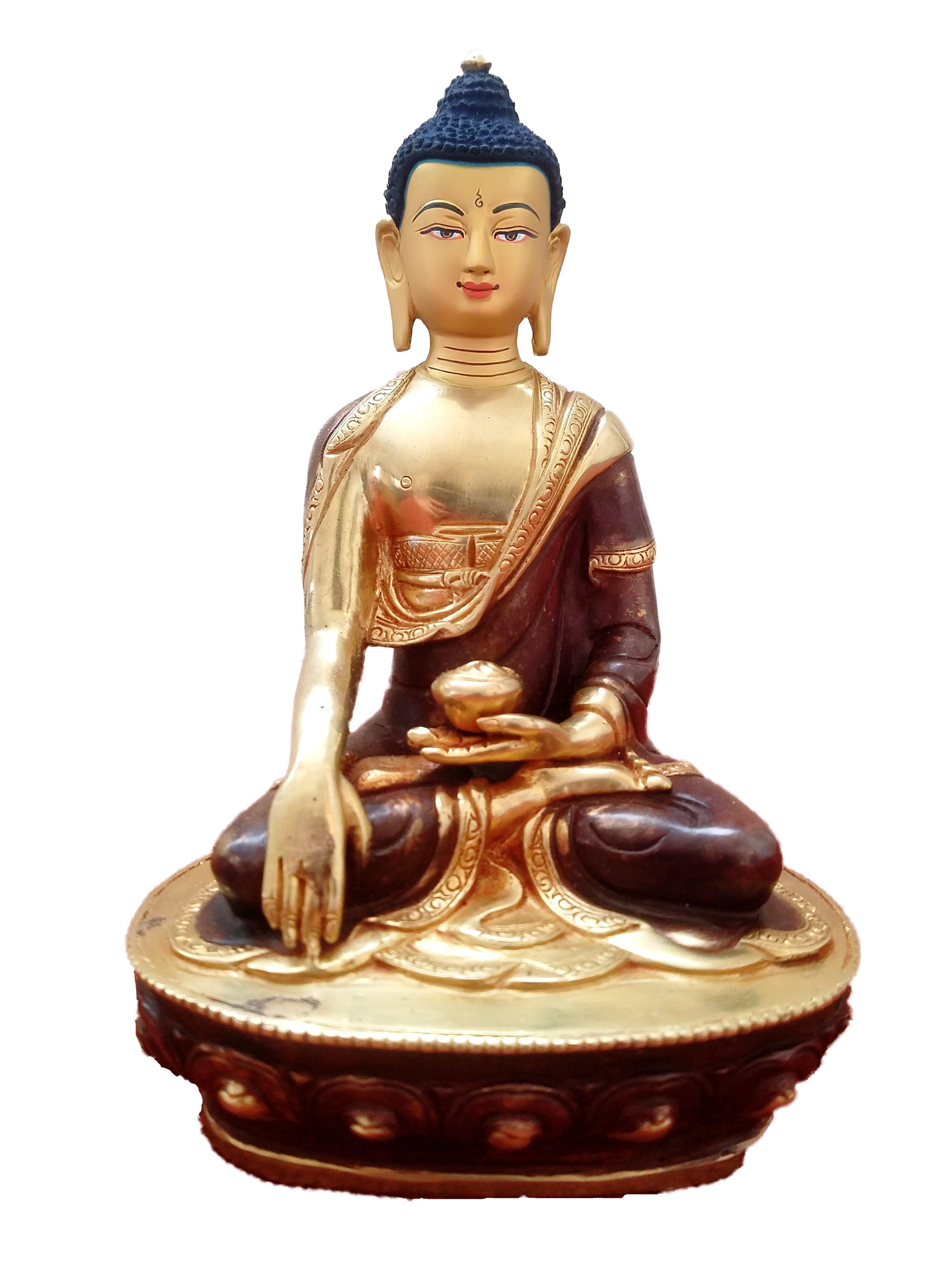 Buddhist And Hindu God And Goddess Figures For Worshipping And