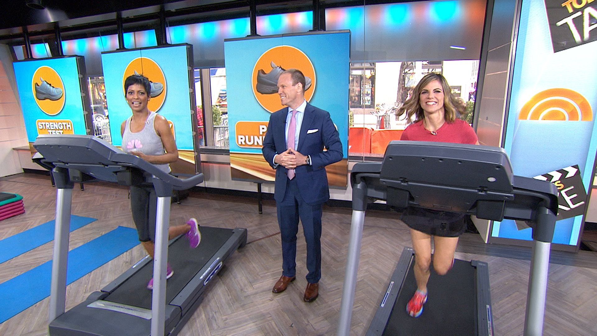 Be a better runner with these workout moves and treadmill tips