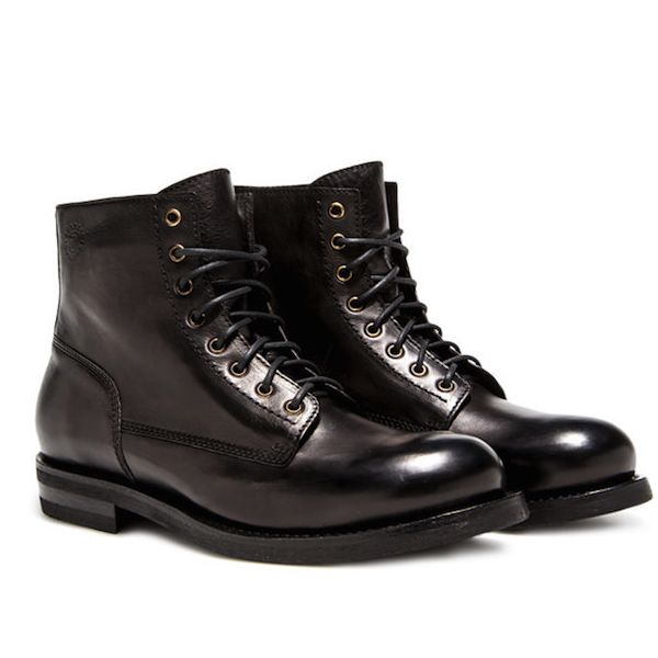 Online Sale Mens Buttero Classic Round Toe Boots Factory Outlet