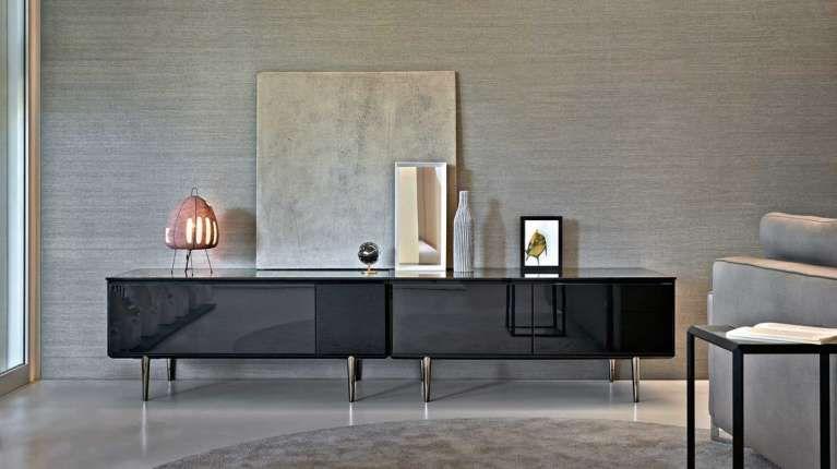 Molteni e C catalogo 2014 - Madia Sideboard | Consoles, Living rooms ...