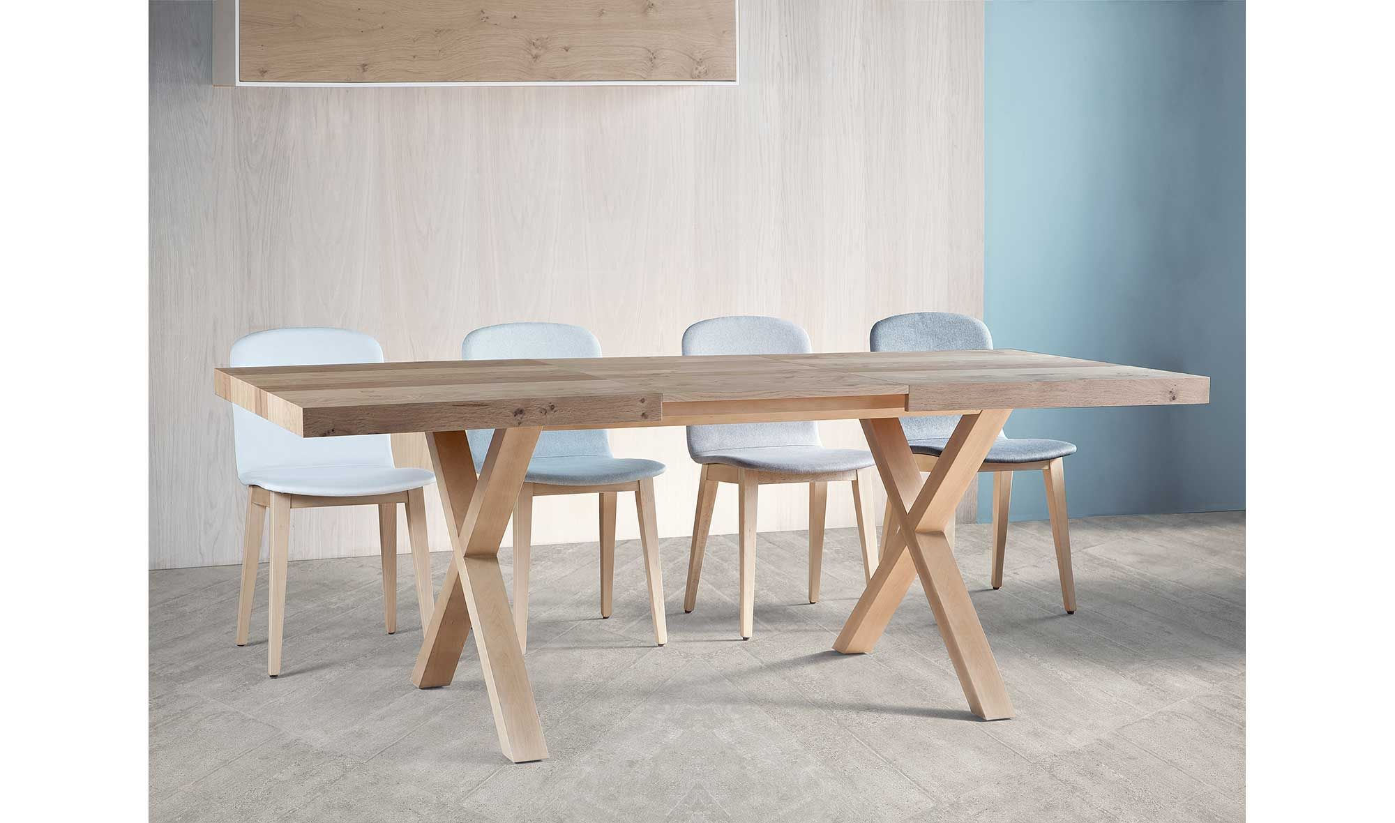 Mesa comedor extens Nordic Copenhague en 2019 | Mesas comedor ...
