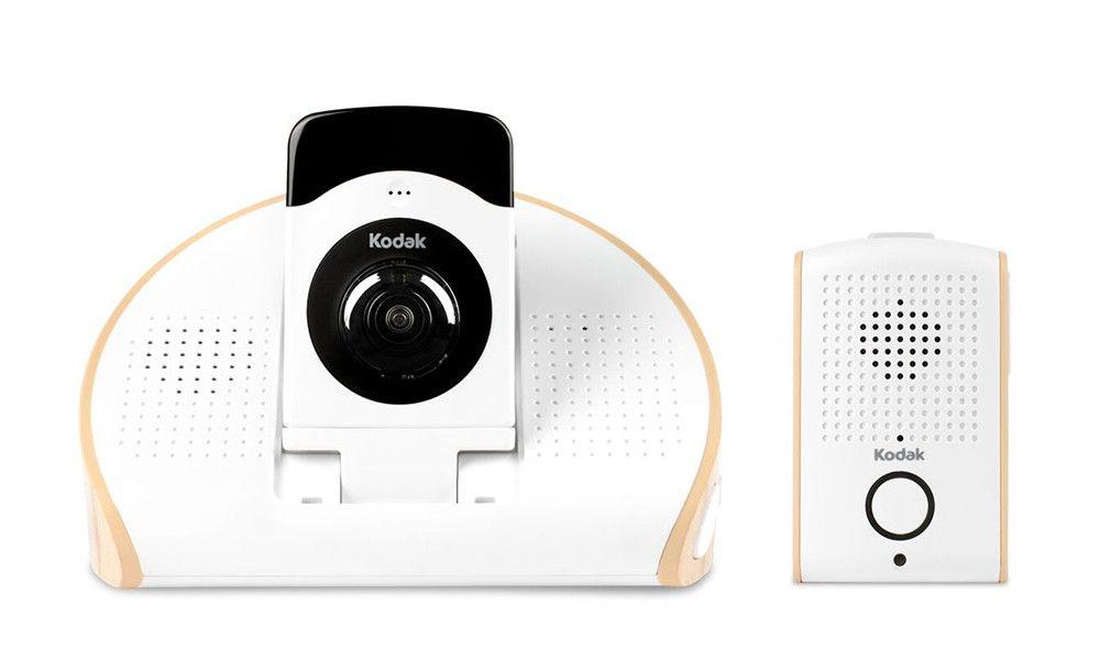 Monitor Beautifully Kodak Baby Monitoring System Review Baby Monitor Baby Apps Night Vision