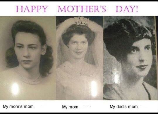 Mother's Day is a Celebration of Life