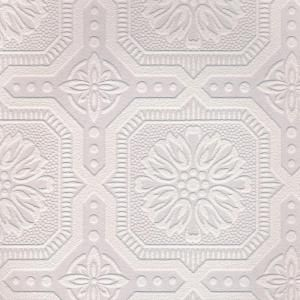 Graham & Brown White Paintable Wallpaper 12024 Paintable