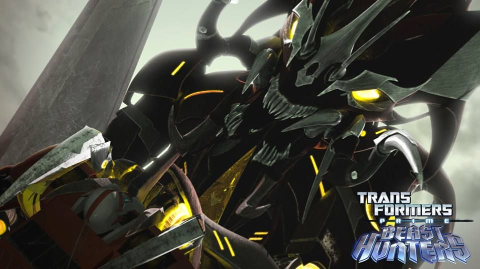 Transformers Prime Beast Hunters Synthesis promo image