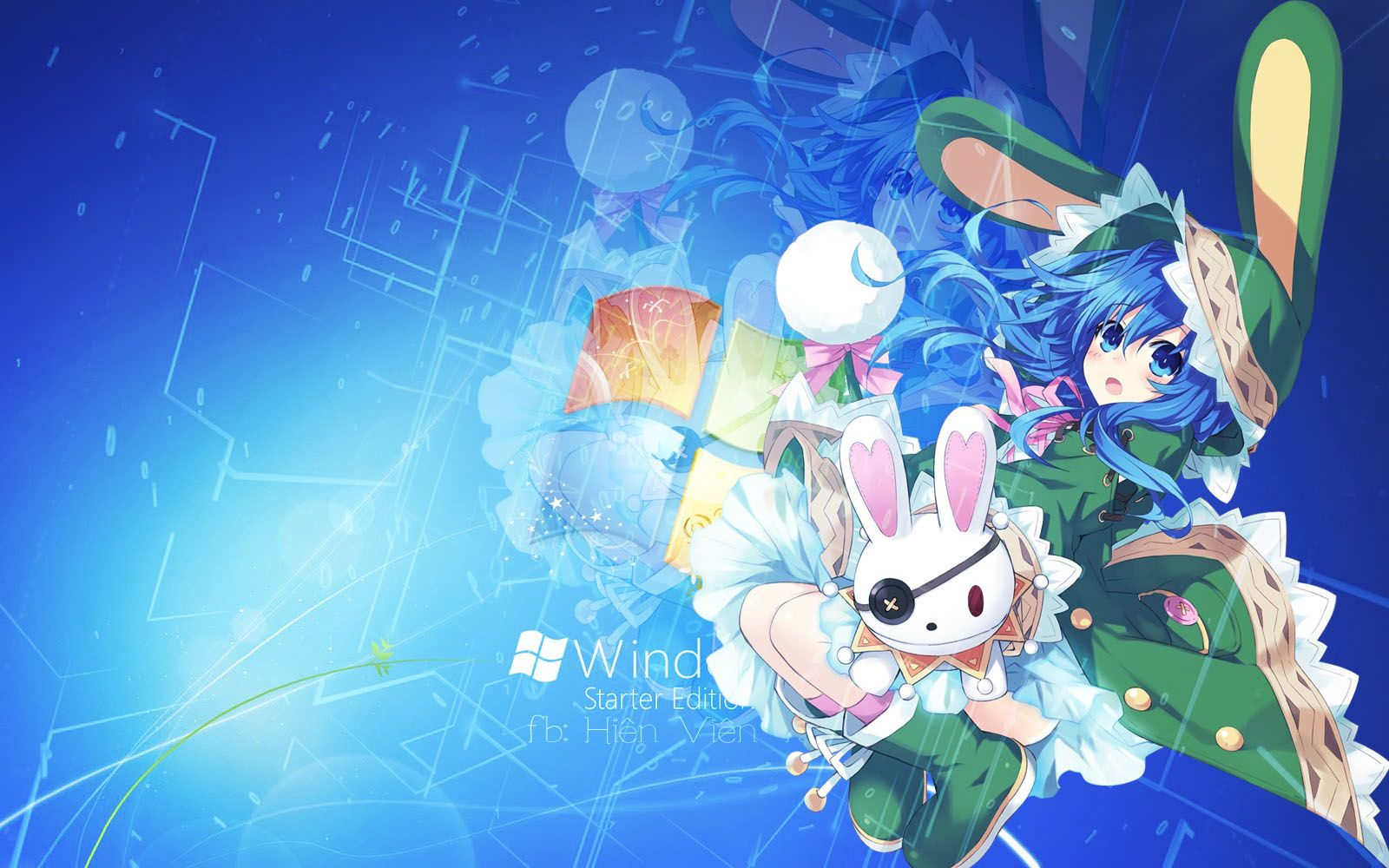 anime desktop background yoshino anime desktop