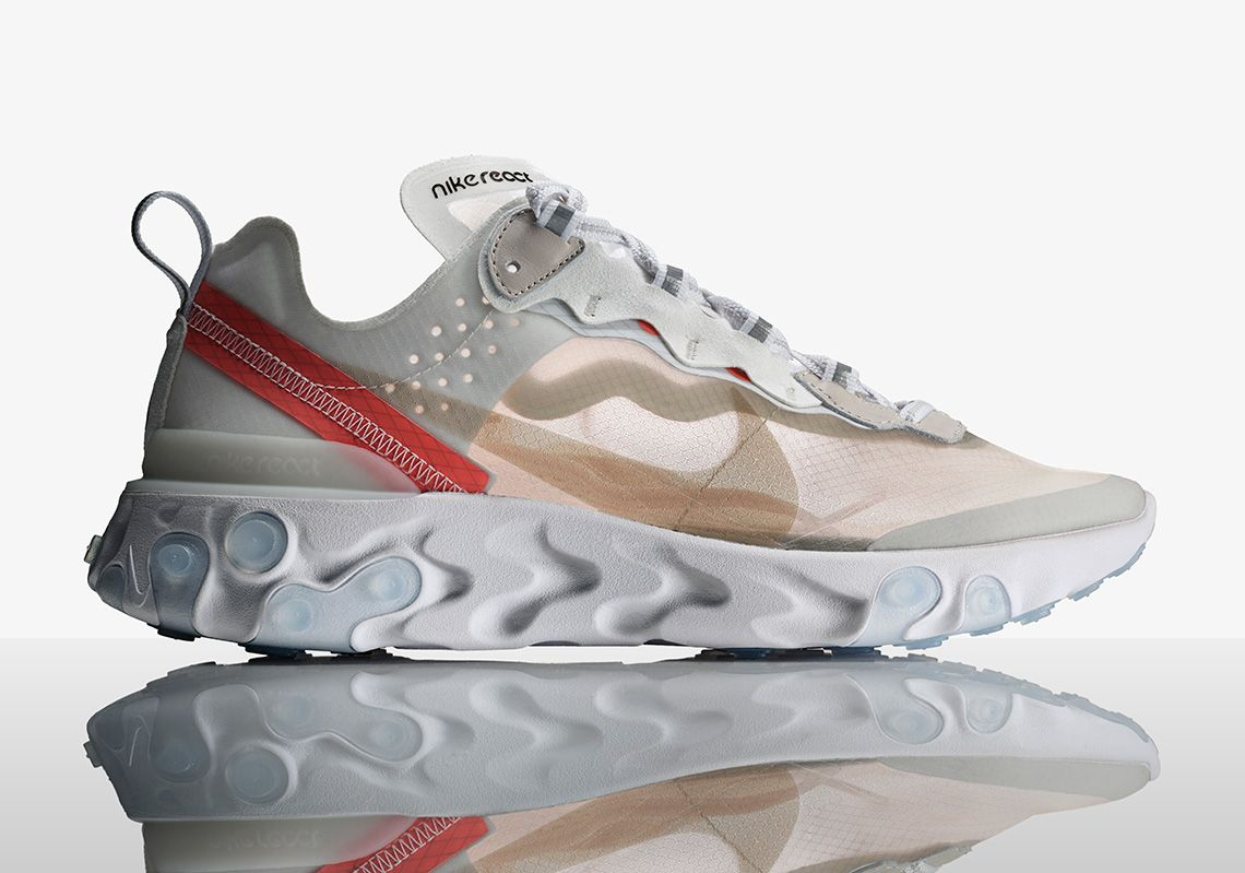 3a3a3d863409 The Return of the Nike React Element 87
