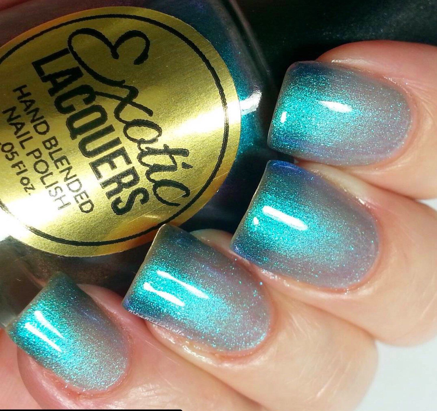 Pin by Nini Nightshade on Nails | Pinterest | Color changing nails ...