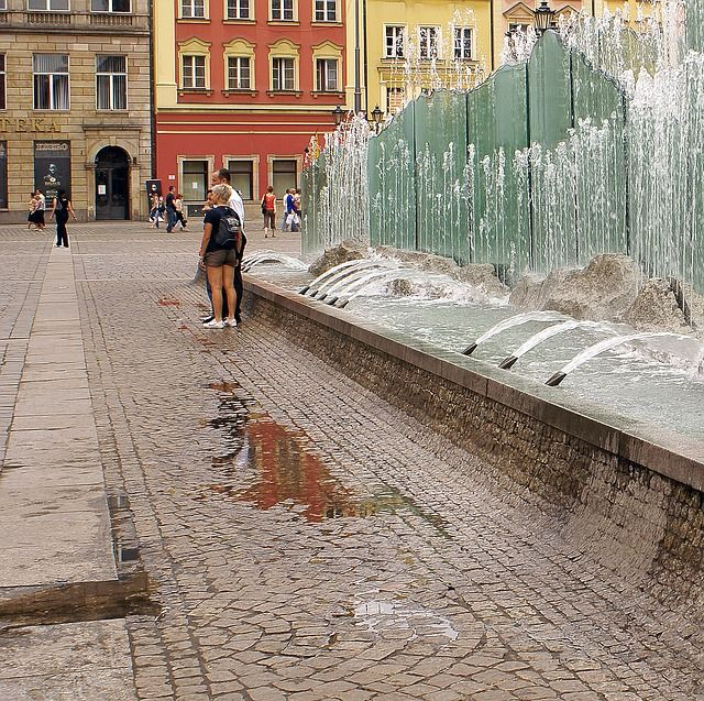 Wroclaw Fountain