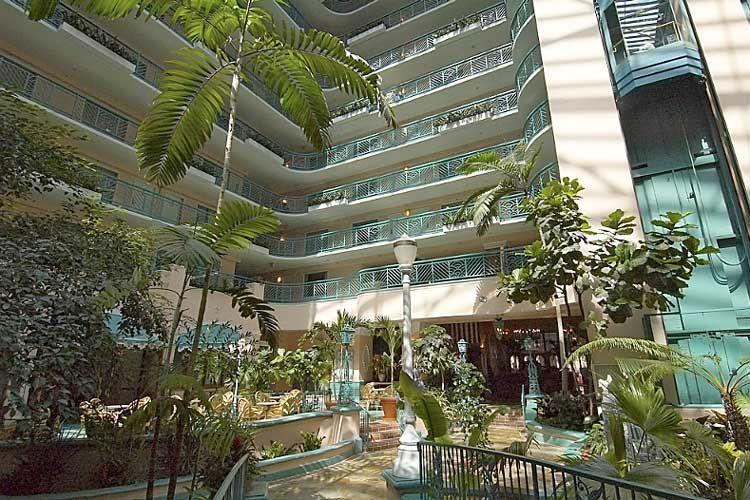 Miami Airport Hotel Embassy Suites International Airport Embassy Suites Miami Airport Airport Hotel