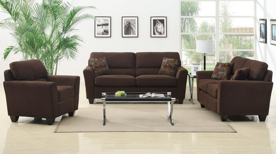 Isimone Brown Furniture Living Room Furniture Couch