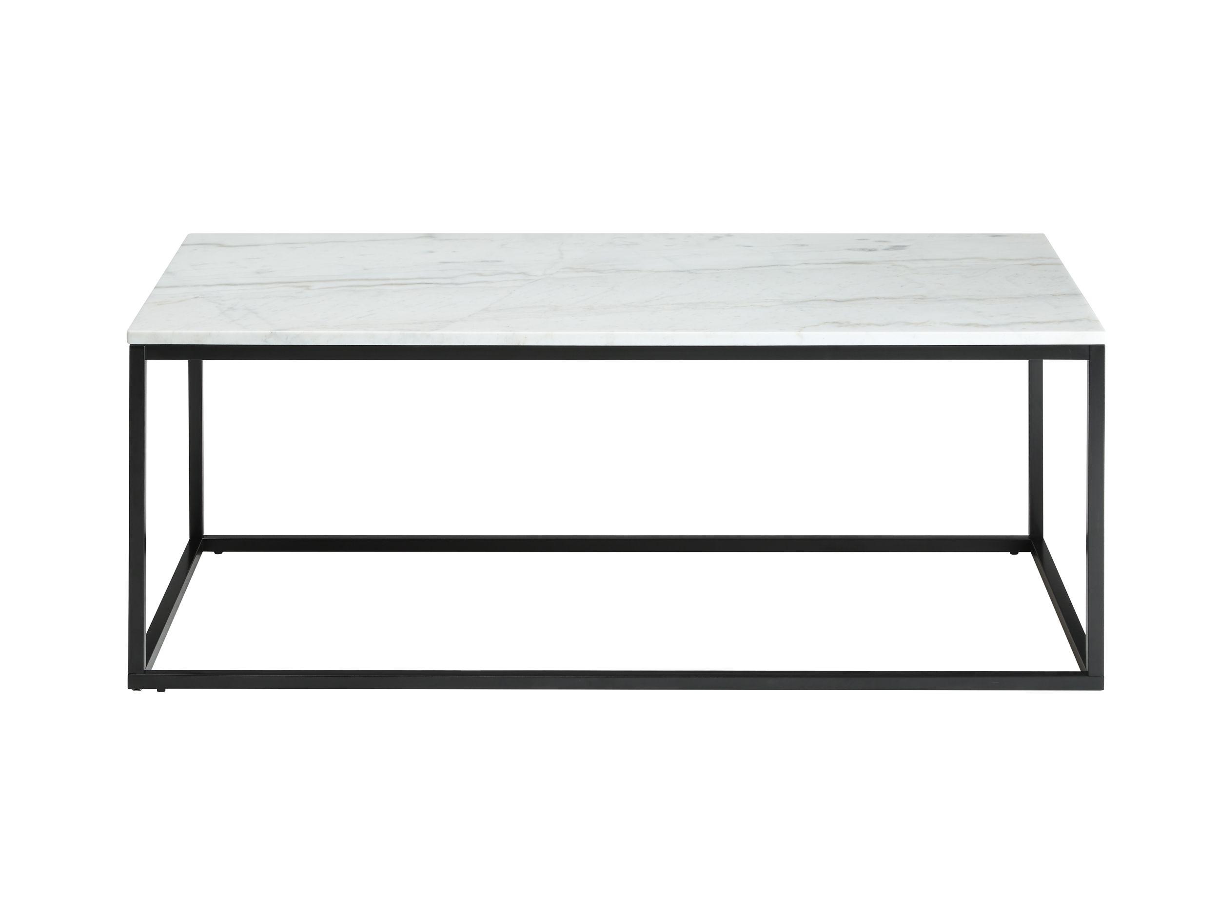 Attraktiv CARRIE Couchtisch 120 Schwarz/Weiß   Couchtische   Tische   Für
