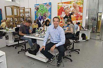 Jeff Koons Children