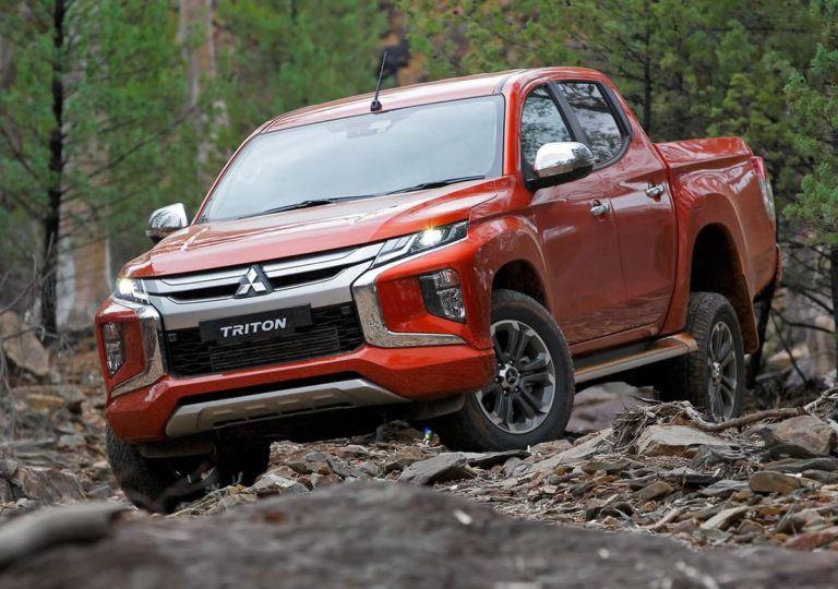Makyajli 2020 Yeni Mitsubishi L200 Donanimlari Arabalar Ordu