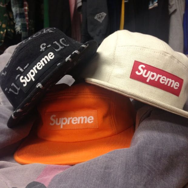 c498c2cdb4f4df Supreme 5 Panel hats #supreme | Fashion, Streetwear and Men's Style ...