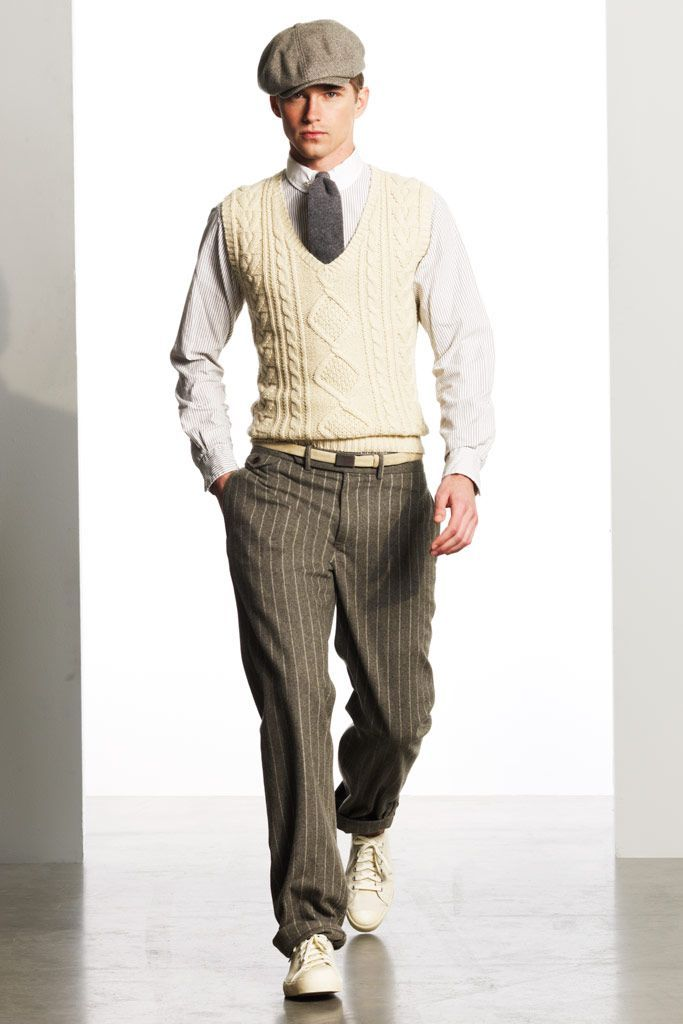 Image Result For 20s Inspired Runway Menswear 1920s Mens Fashion