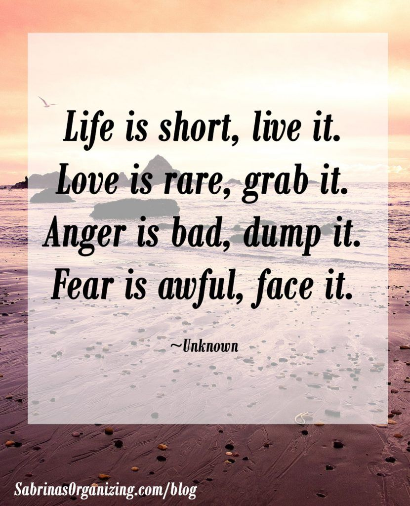 Famous Short Life Quotes 5 Inspiring Quotes To Help Stop Fear And Start Doing  Famous Quotes