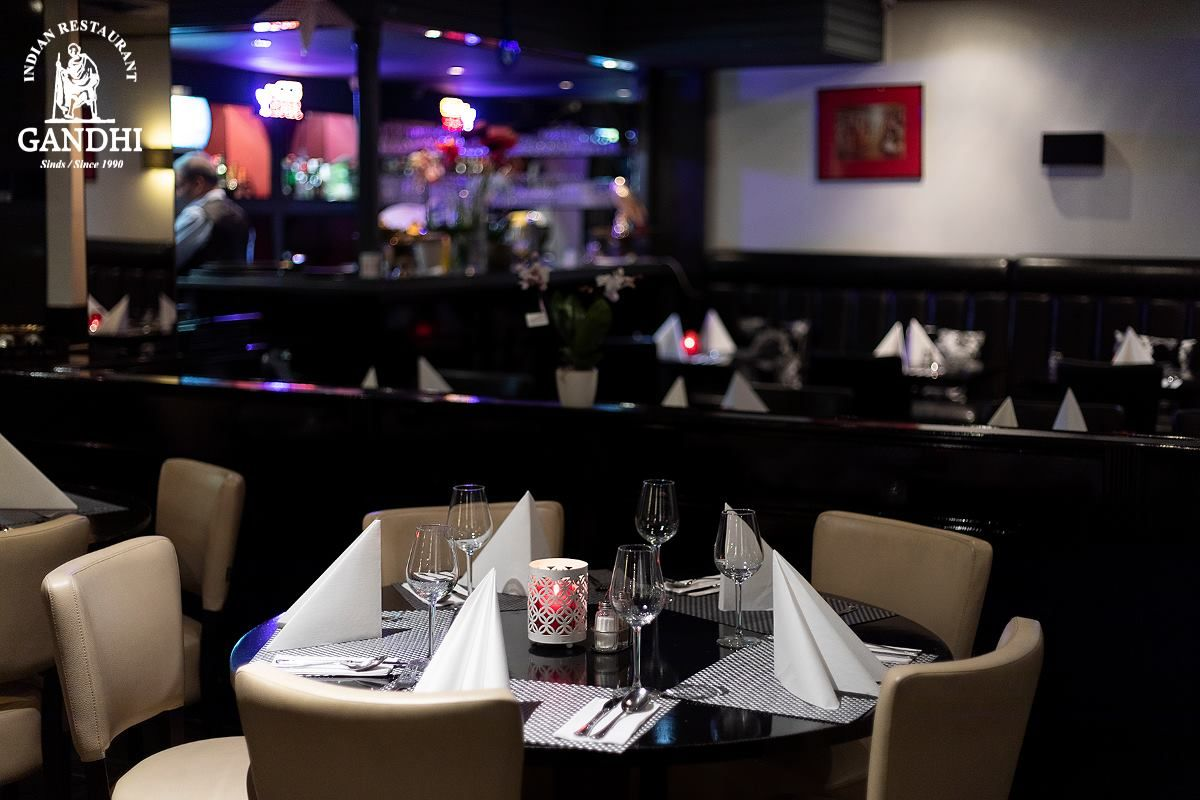 Book Table In Gandhi Leidseplein At Amsterdam Reservation Travel Booking Party Food Winter Tablebooking O Halal Recipes Vegetarian Indian Restaurant