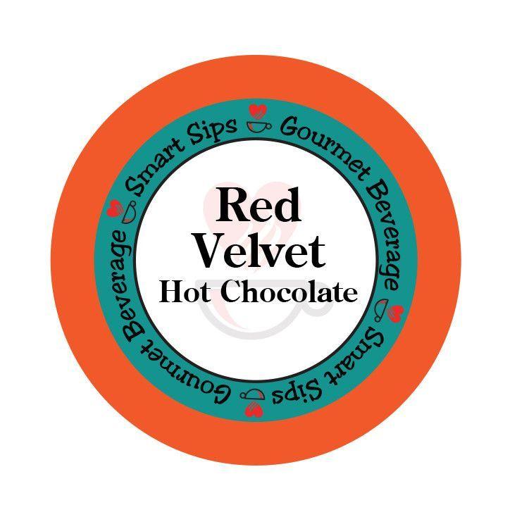 Red Velvet Hot Chocolate, For Keurig K-cup Brewers, 24