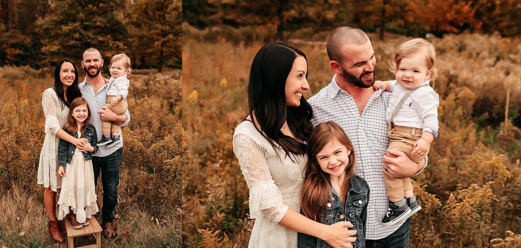 Fall Family Fun Family Pictures Cleveland Ashleigh