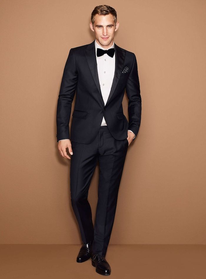 Smoking mariage – le papillon gentleman   Mode Homme   Tuxedo, Groom ... d5474bdac04