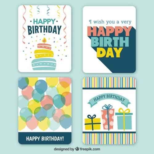 15 Free Editable Birthday Card Templates Httpdesigneroptimus