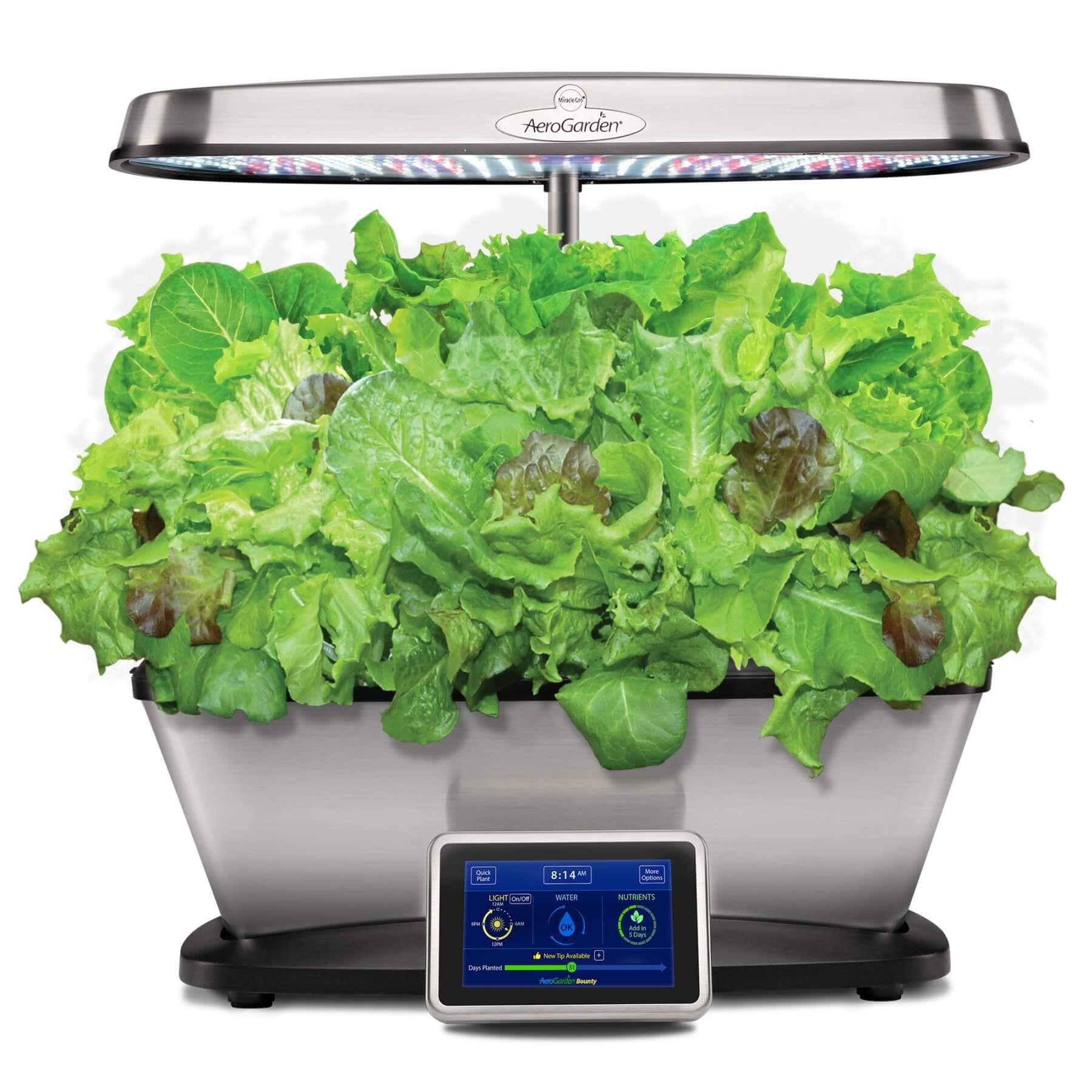 Aerogarden Harvest Wifi: Gourmet Herbs, Herb Seeds, Aerogarden