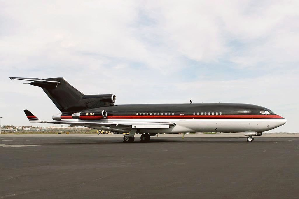 Trumps old jet now for sale | Air travel | Private jet