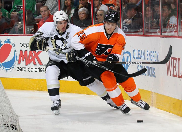 Matt Carle Pittsburgh penguins, Philadelphia flyers