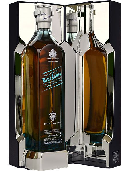 75d59908c8ee Johnnie Walker Blue Label Limited Edition Design - Buy Online at  DrinksDirect.co.uk