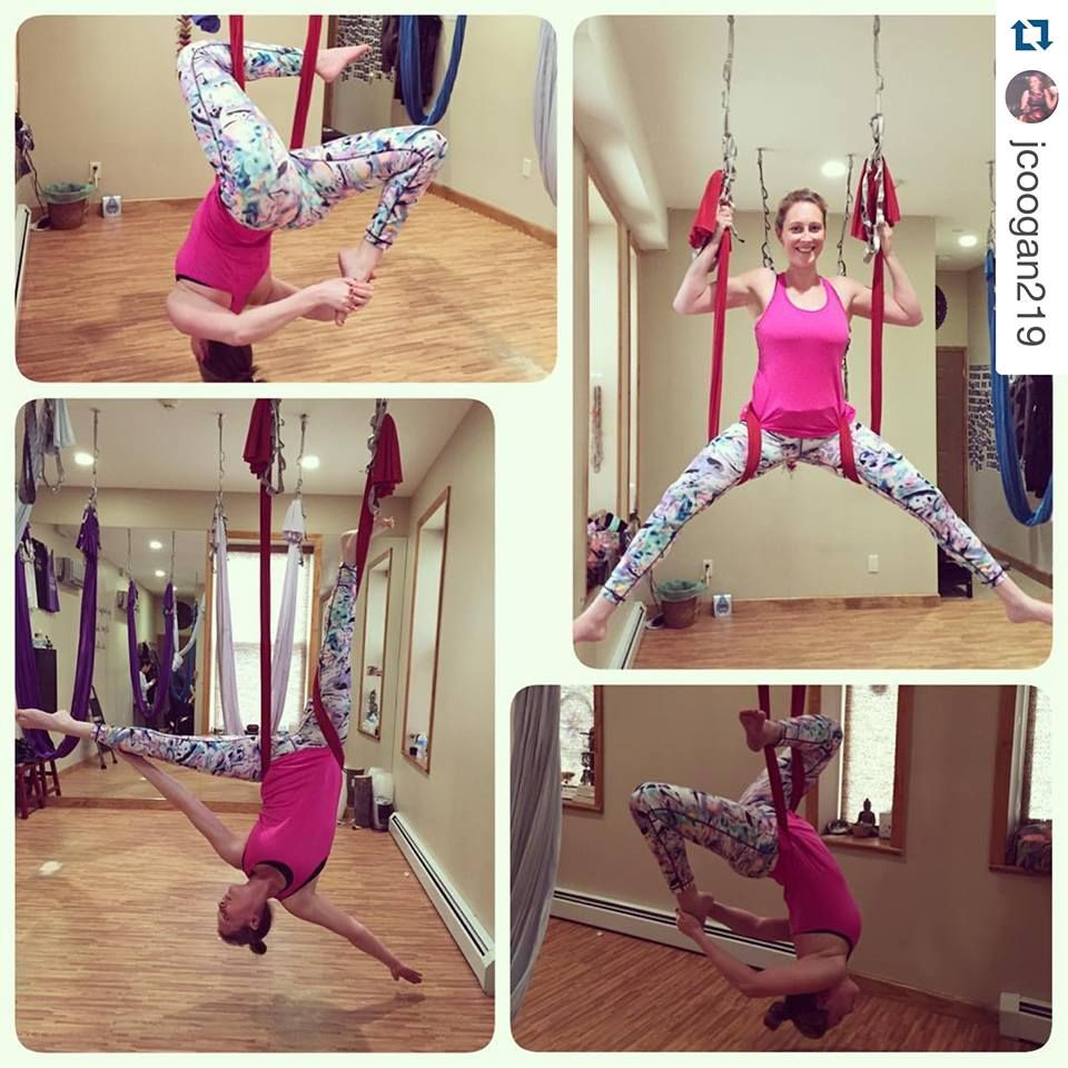 Great Photos Jcoogan219 Thanks For Spending Your Birthday With Us Belated Happy Birthday Soulflyte Aerial Yoga Photo Fitness Studio