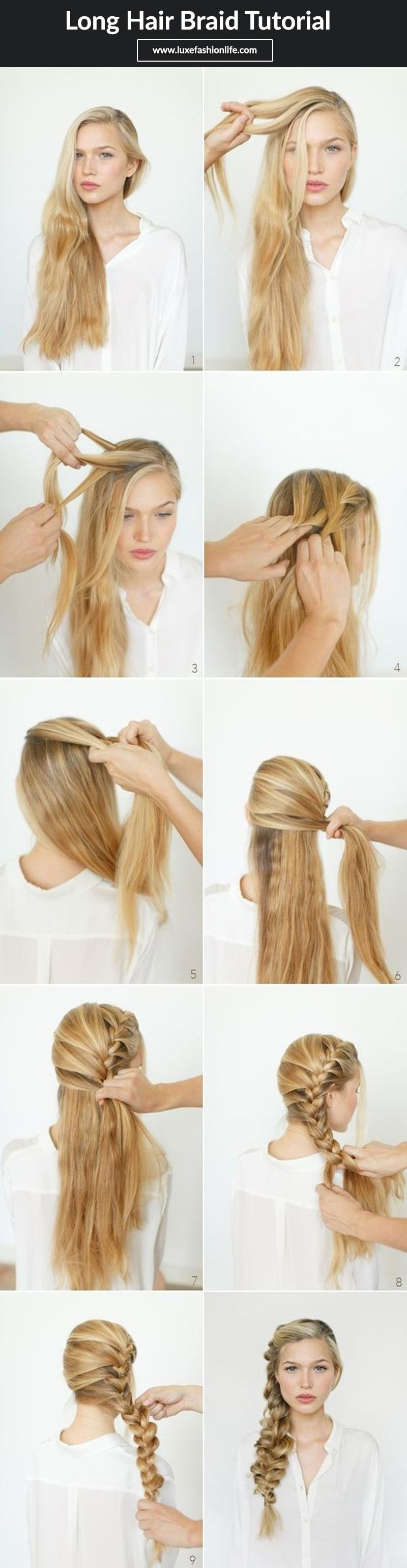 With Braids Sleeping Why It Is Convenient And Nice To Your Hair In A