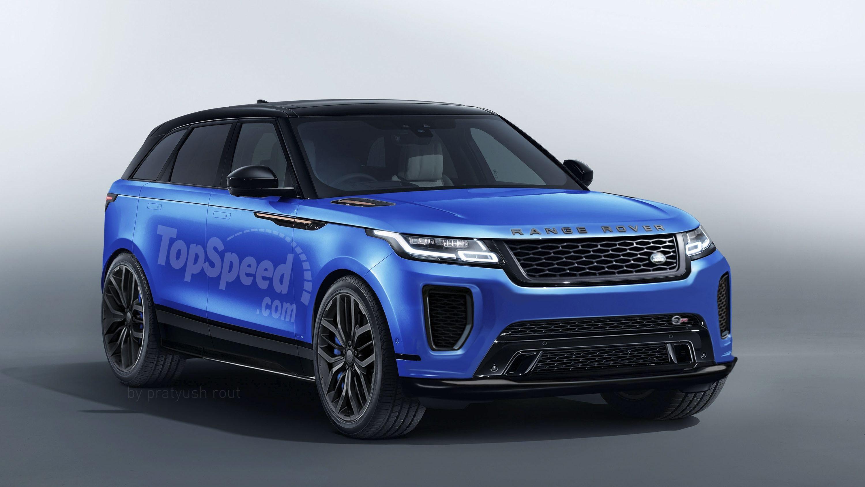2019 Land Rover Range Rover Velar Svr Top Speed Land Rover Range Rover Range Rover Evoque