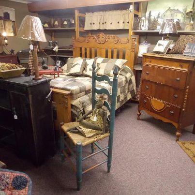 (31) Olde Crow Antiques & Primitives