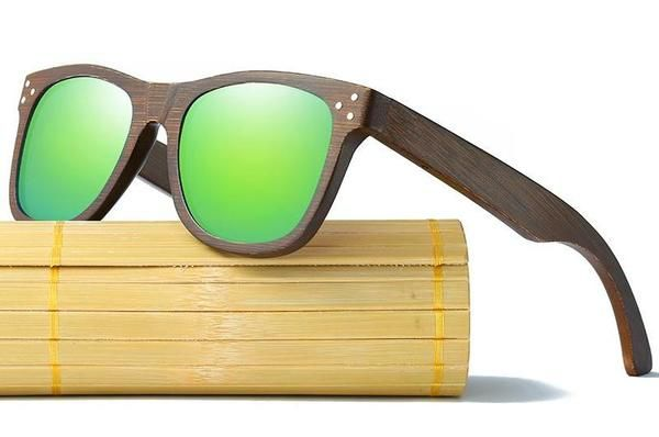 08ce2cc306c 100% Bamboo Wood Polarized Unisex Sunglasses. Now available at promotional  prices. Free Shipping Worldwide. Get them now!