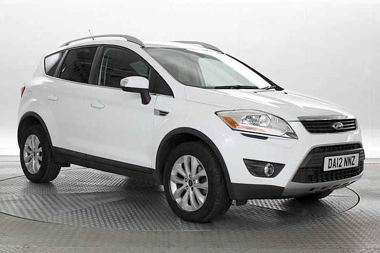 Find Your Used Ford Kuga 2 0 Tdci 140 Titanium 4x2 5 Dr Hatch