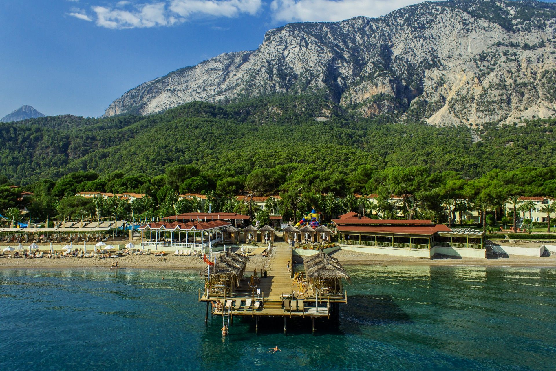Wedding At Crystal Flora Beach Resort In Antalya Kemer In 2021 Beach Resorts Hotels And Resorts Beach