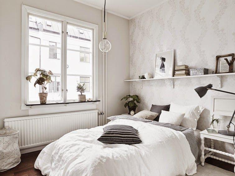 Good ideas in a few meters slaapkamerideeën