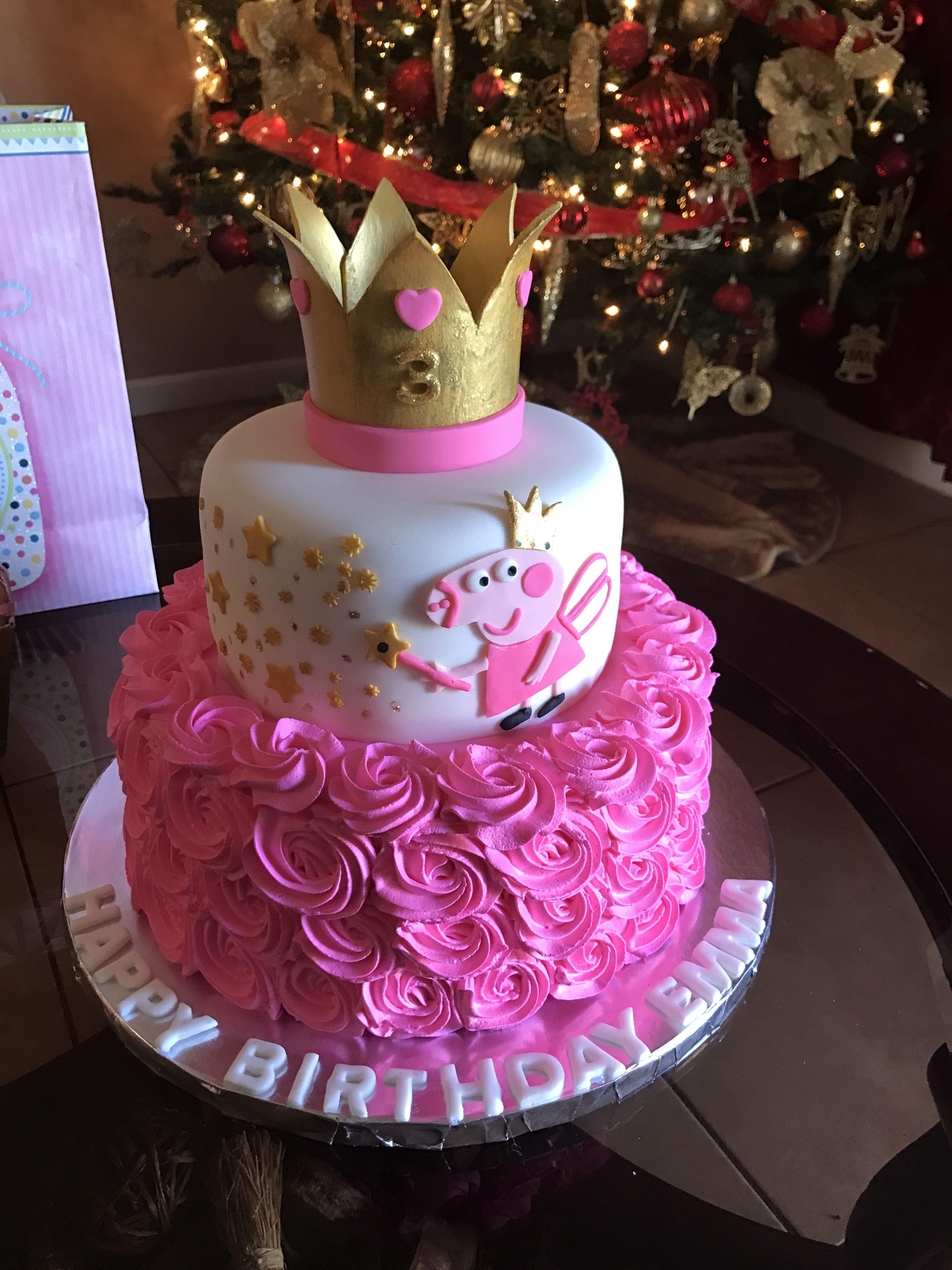 Peppa Pig Cake Com Imagens Bolos De Andares Aniversario Peppa