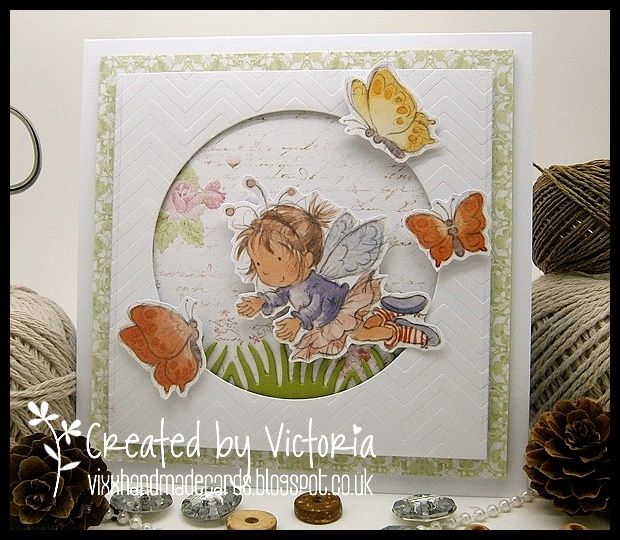 LOTV - Magical Fairies Art Pad with Romance and Roses Paper Pad by Vicky Bailey