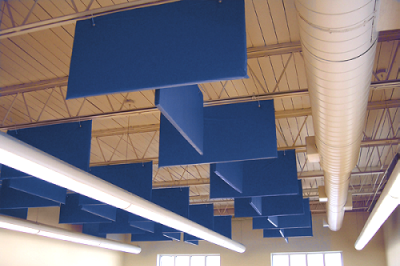 Sound Absorption Ceiling Treatment Google Search