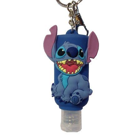 Disney Keychain Hand Sanitizer Stitch Disney Keychain