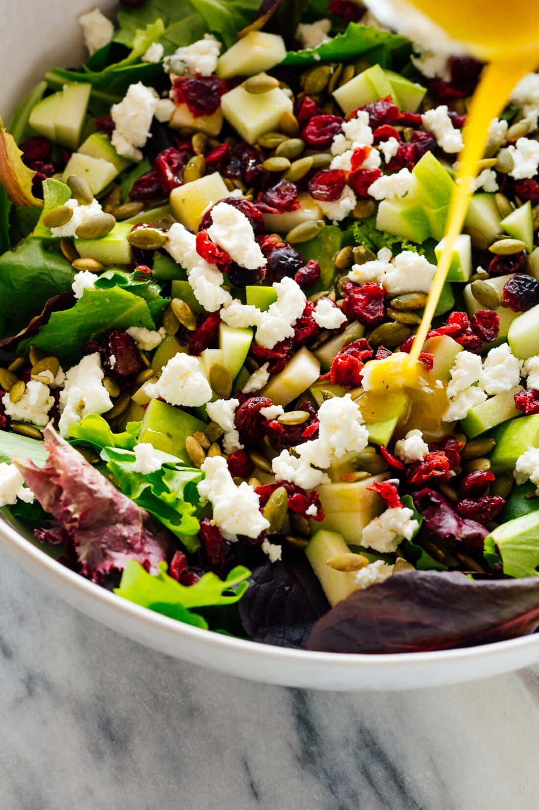 Simple Green Salad My Favorite Recipe Easy Green Salad Recipes Spring Salad Recipes Green Salad Recipes