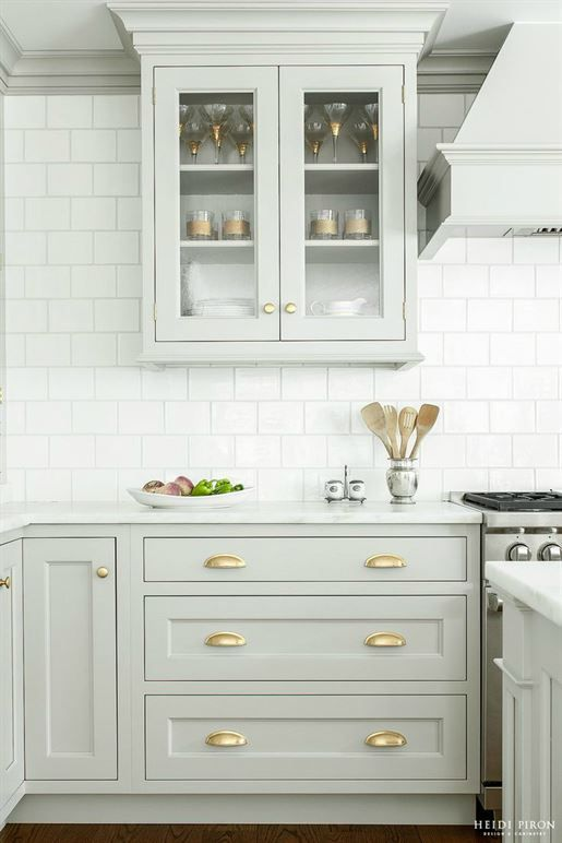 66 idées de design de cuisine grise – Décoration de maison